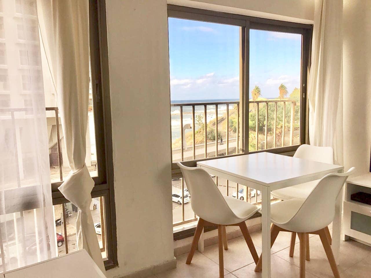 Apartment Sea View 2 bedroom Apartment Tel Aviv Hayarkon photo 26038272