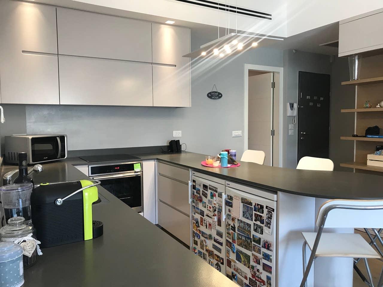 Apartment Italian design apartment in Rotchild  habima photo 18853532