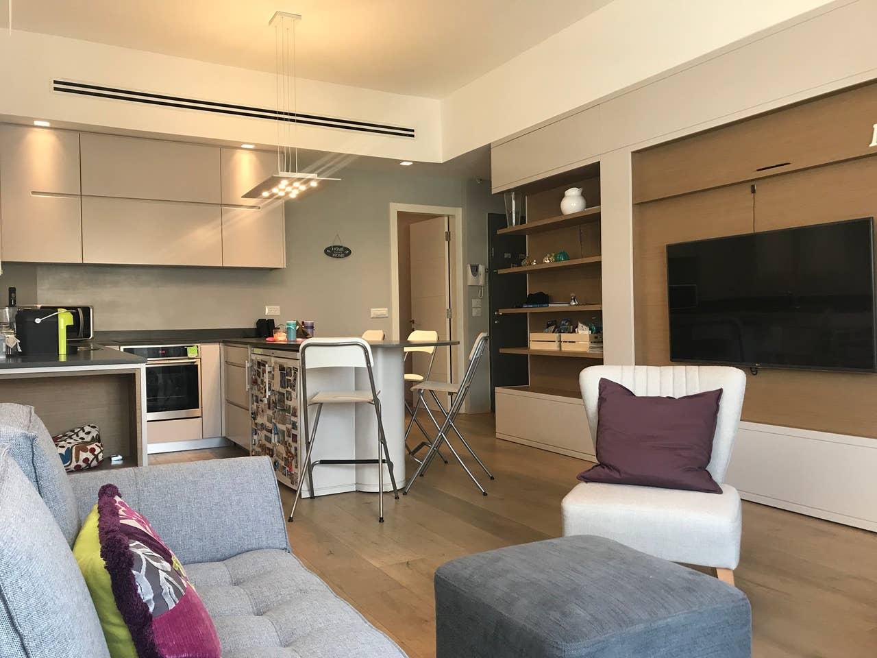 Apartment Italian design apartment in Rotchild  habima photo 18648181