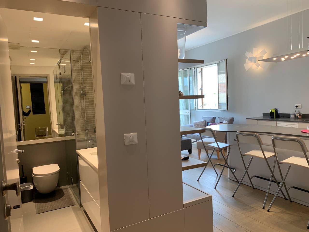 Apartment Italian design apartment in Rotchild  habima photo 18766606