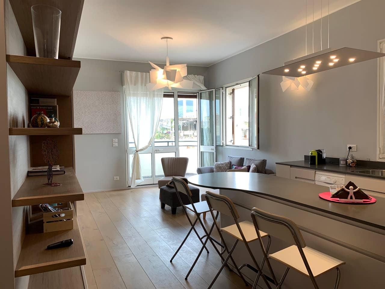 Apartment Italian design apartment in Rotchild  habima photo 18853540