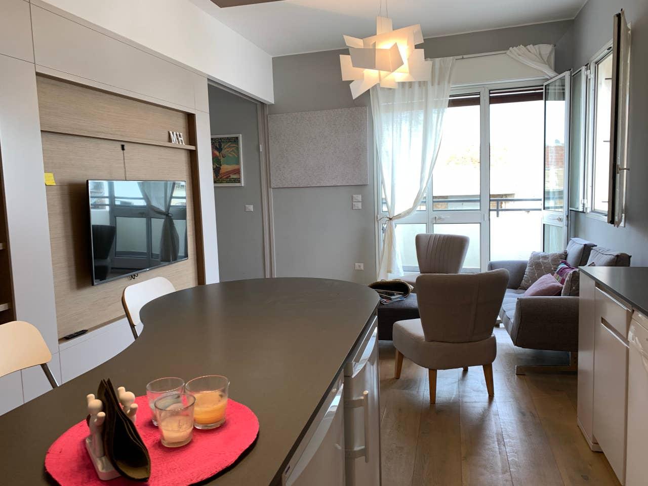 Apartment Italian design apartment in Rotchild  habima photo 18853520