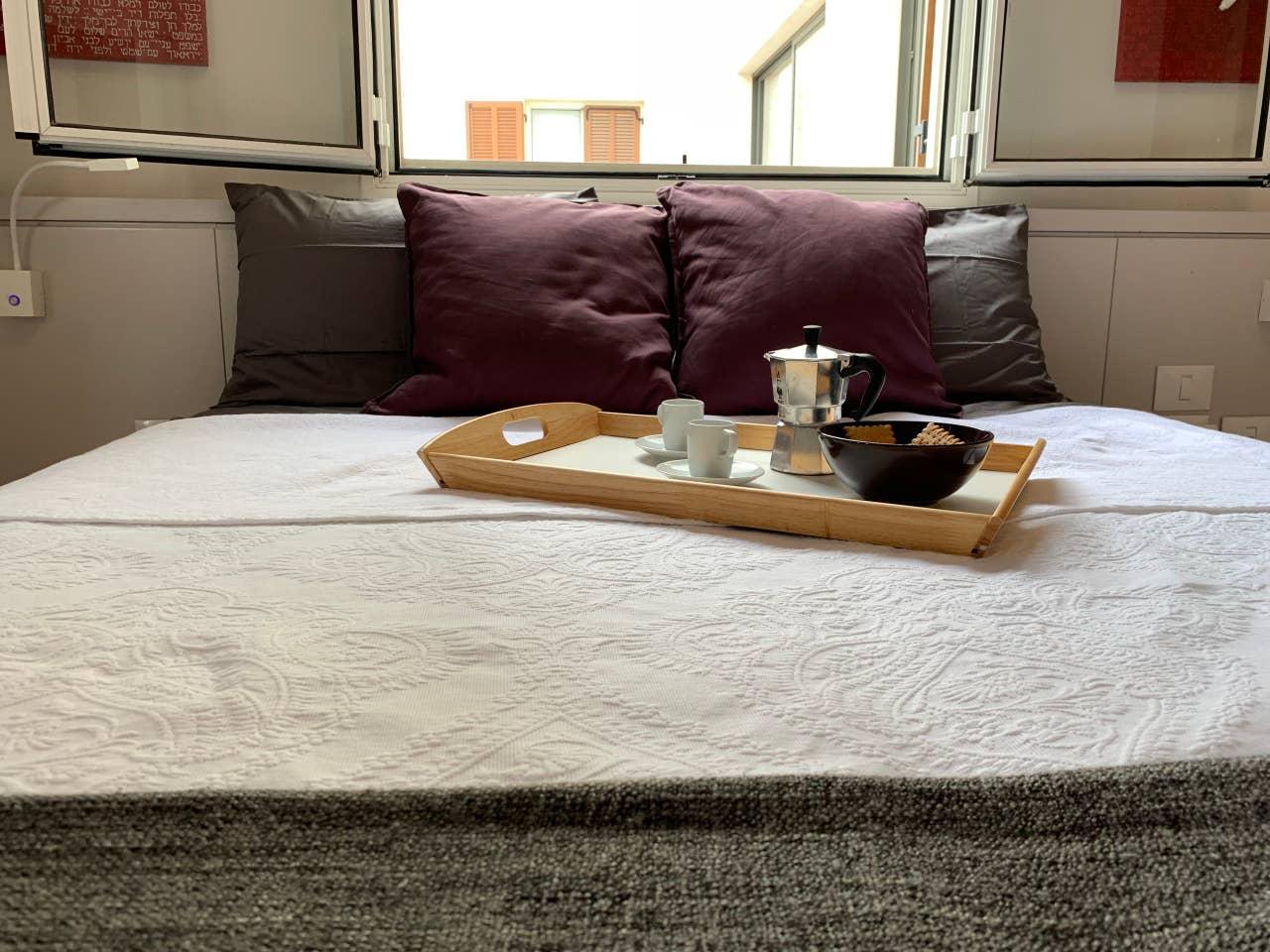 Apartment Italian design apartment in Rotchild  habima photo 18853534