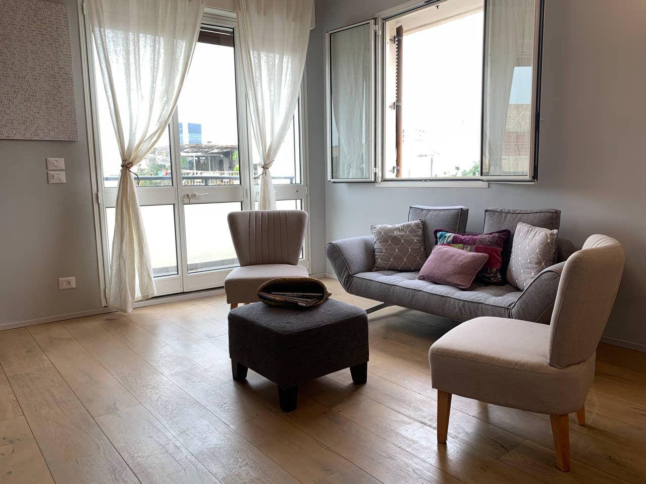Apartment Italian design apartment in Rotchild  habima photo 18853524