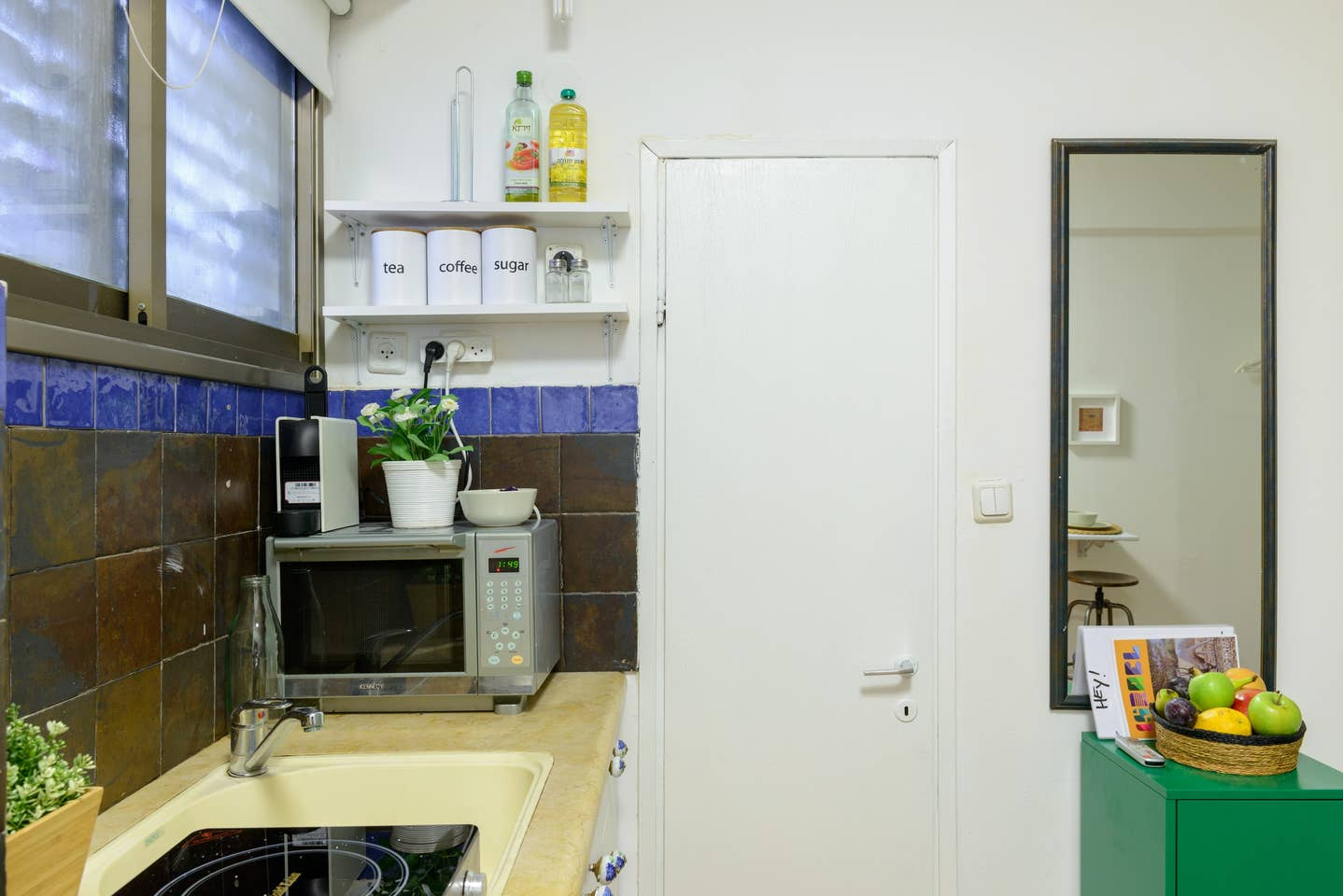 Apartment Studio in center Tlv on Dizingov st photo 28224618