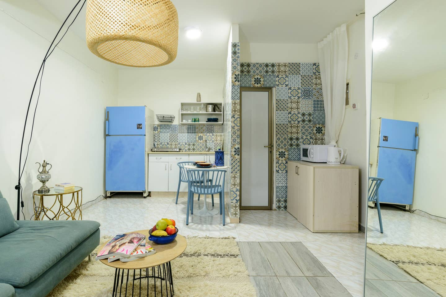 Apartment Boho Delight center Tel Aviv Ben Yehuda photo 19232210