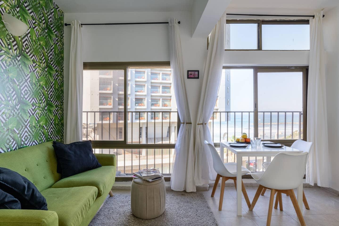Apartment Sea View 2 bedroom Apartment Tel Aviv Hayarkon photo 26061638