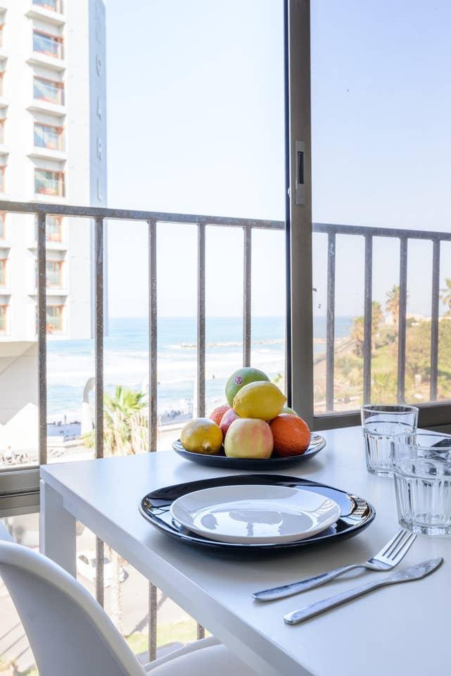 Sea View 2 bedroom Apartment Tel Aviv Hayarkon photo 26038248