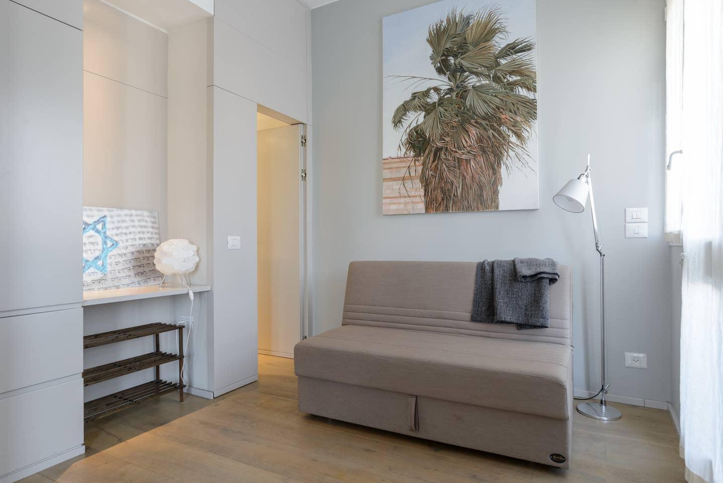Apartment Italian design apartment in Rotchild  habima photo 18766574