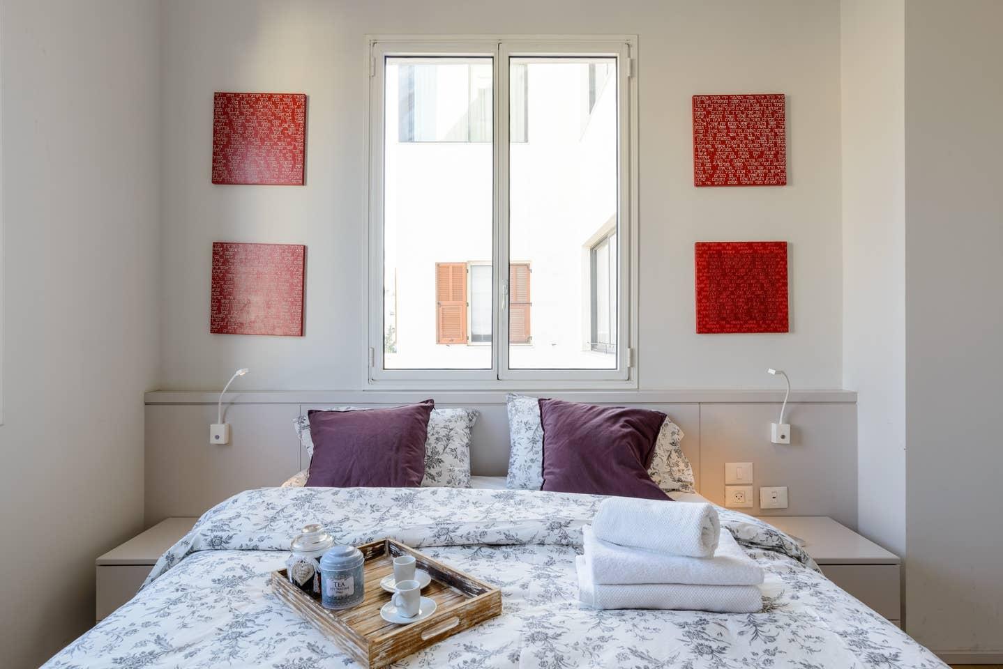 Apartment Italian design apartment in Rotchild  habima photo 18360267