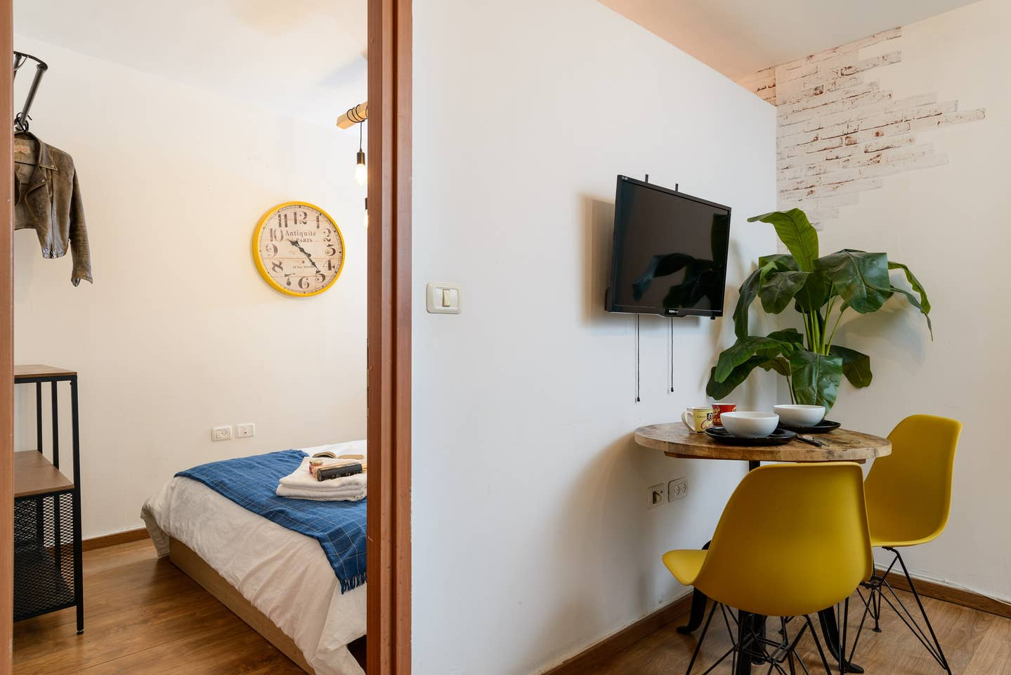 Designed apartment on Frishman Tlv photo 26038198