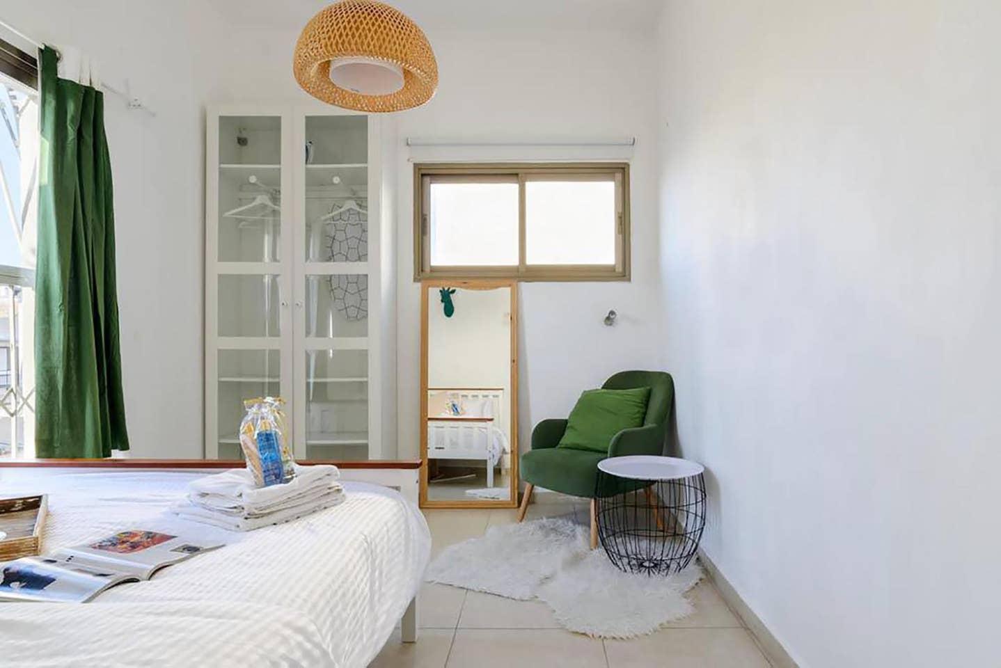 Apartment Tropical sensation next to the beach TLV photo 18360347