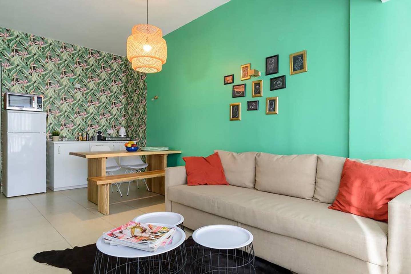 Apartment Tropical sensation next to the beach TLV photo 18418324
