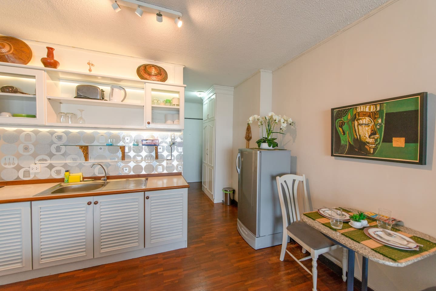 Apartment Large Private flat Heart of Chiang Mai photo 16842835
