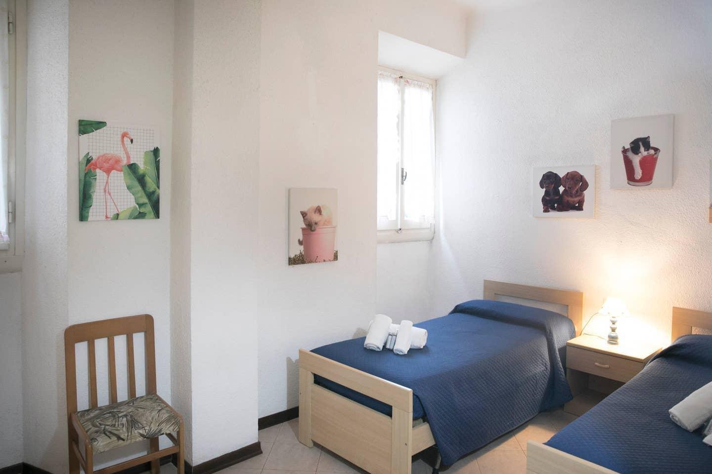 Apartment Hintown Villa Il Glicine sul mare photo 18210199
