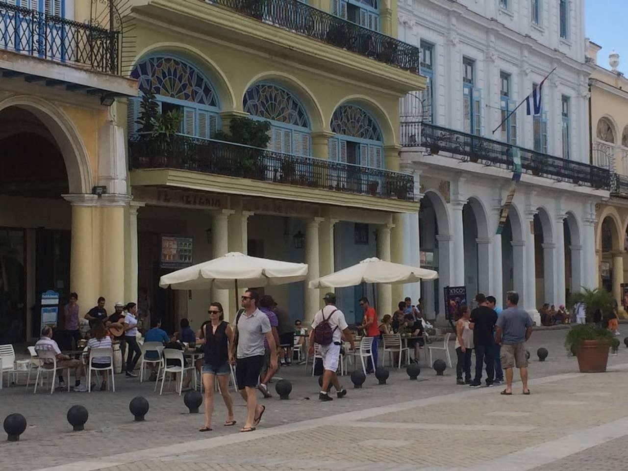 Apartment Costa Habana - Great Location  Balcony photo 16706541