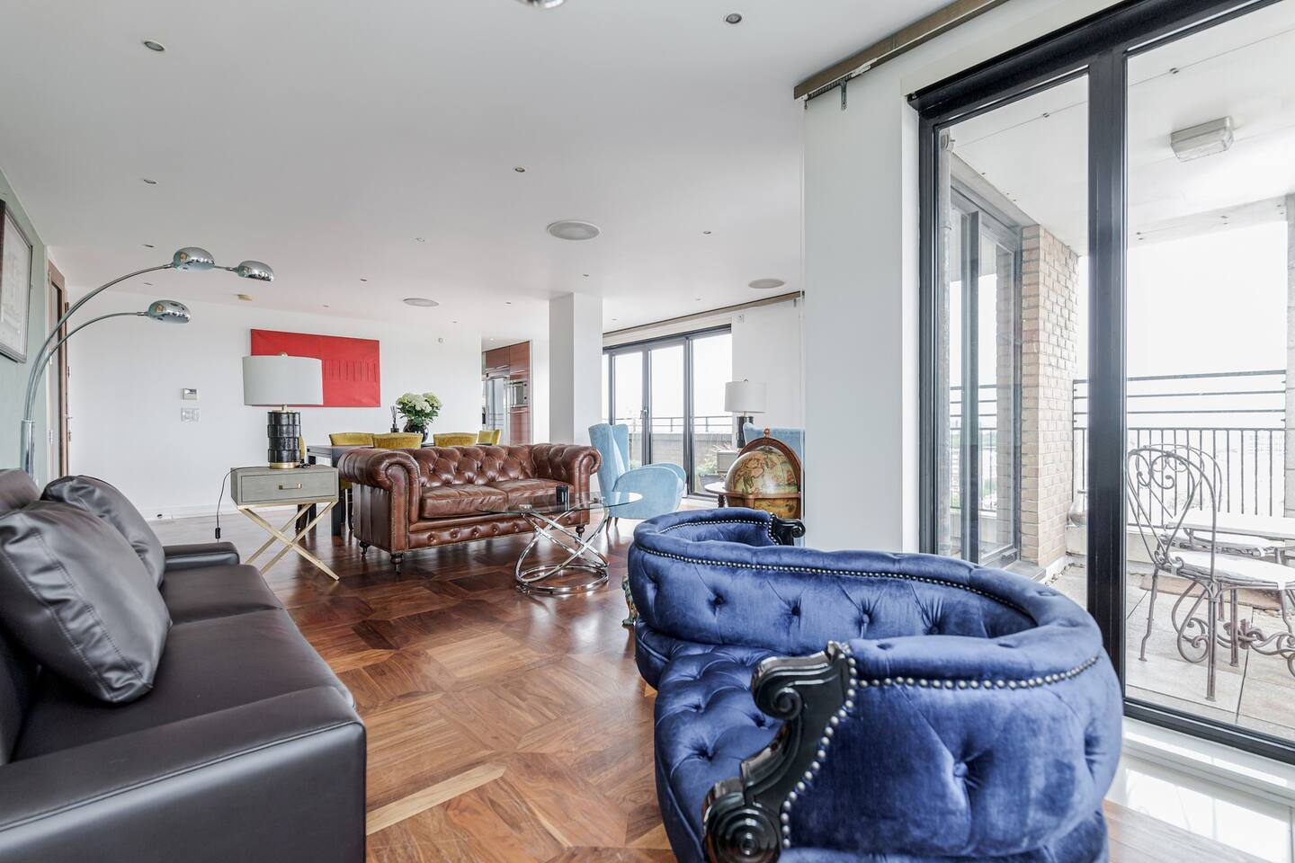 Apartment Professionally cleaned Luxury 2 bed 2 bath Penthouse in Kensington photo 28822739