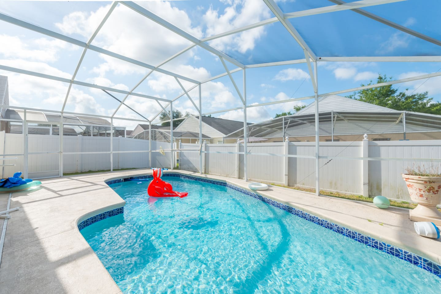 Apartment Spacious 3BR Home   King Bed  Near Disney w  Pool  photo 16704285
