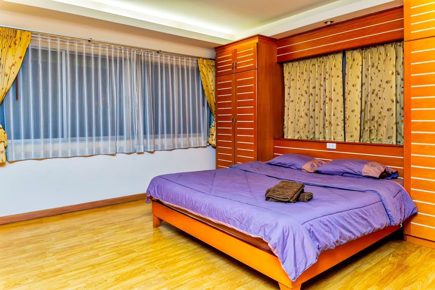Apartment New 5 King Room in the Center of Pattaya City  Best area  photo 18752407