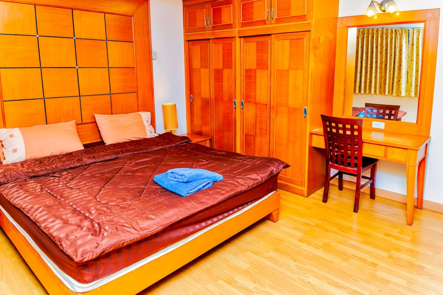 Apartment New 5 King Room in the Center of Pattaya City  Best area  photo 18752417