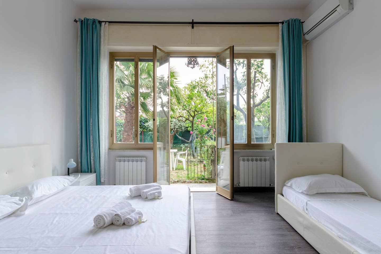 Apartment Hintown PieveLigure  Apt con Giardino Sul mare photo 18310065