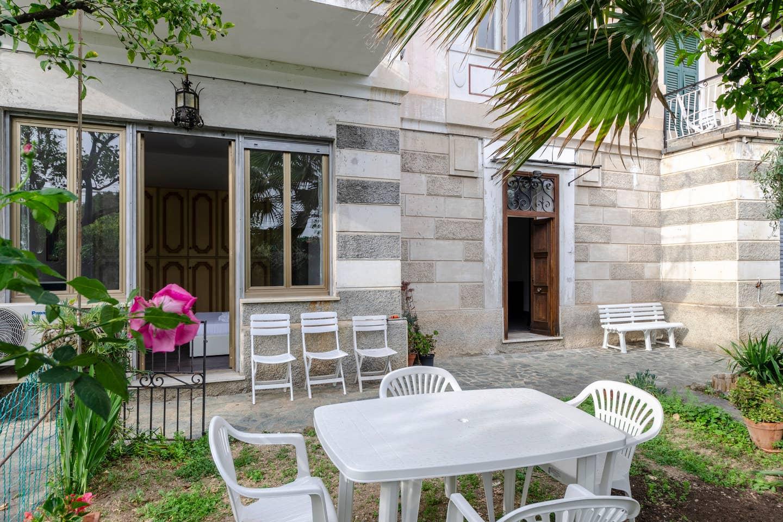 Apartment Hintown PieveLigure  Apt con Giardino Sul mare photo 18652634