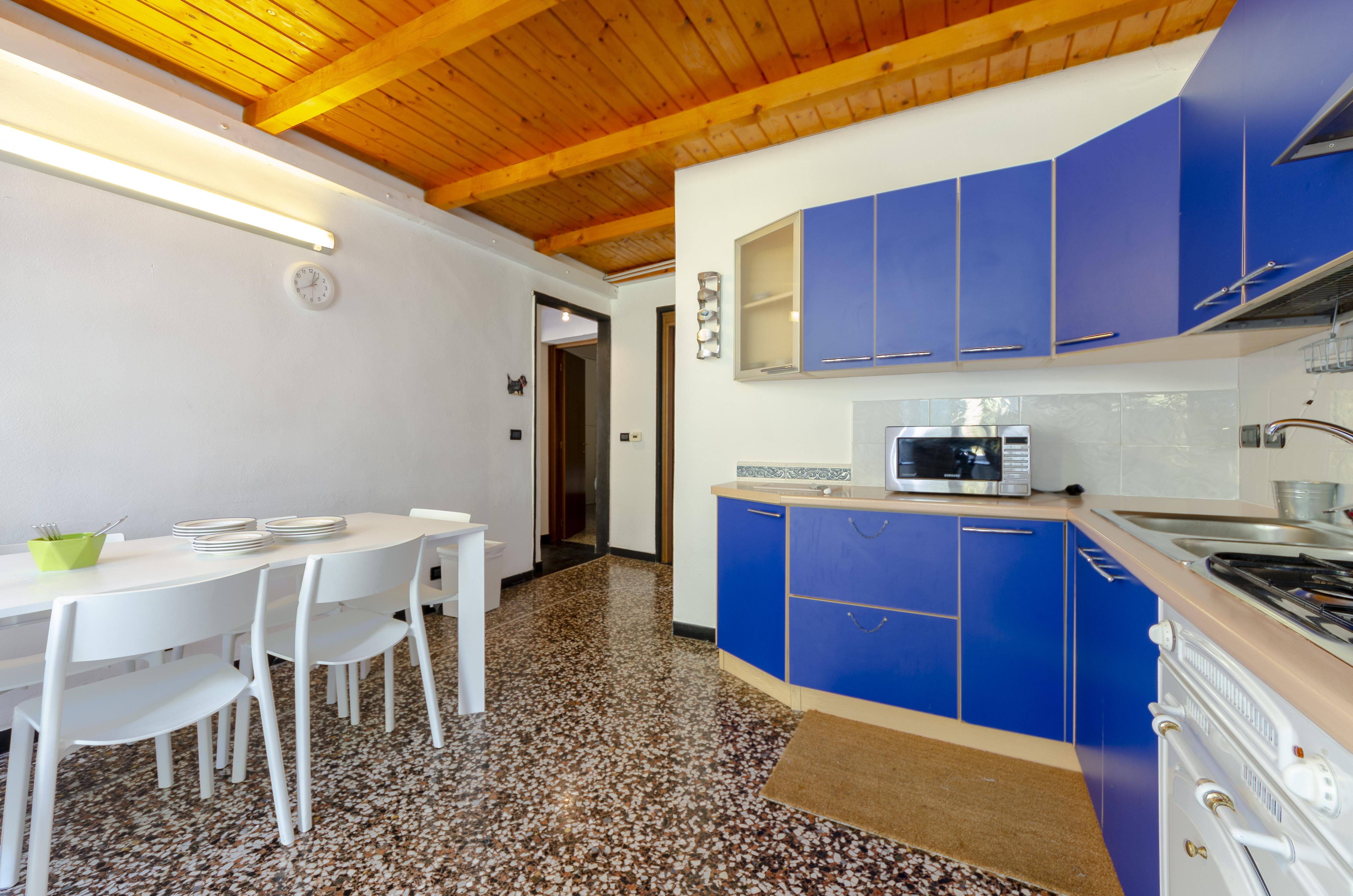 Apartment Hintown Piazza del Roso Genova Universitaria photo 18409277