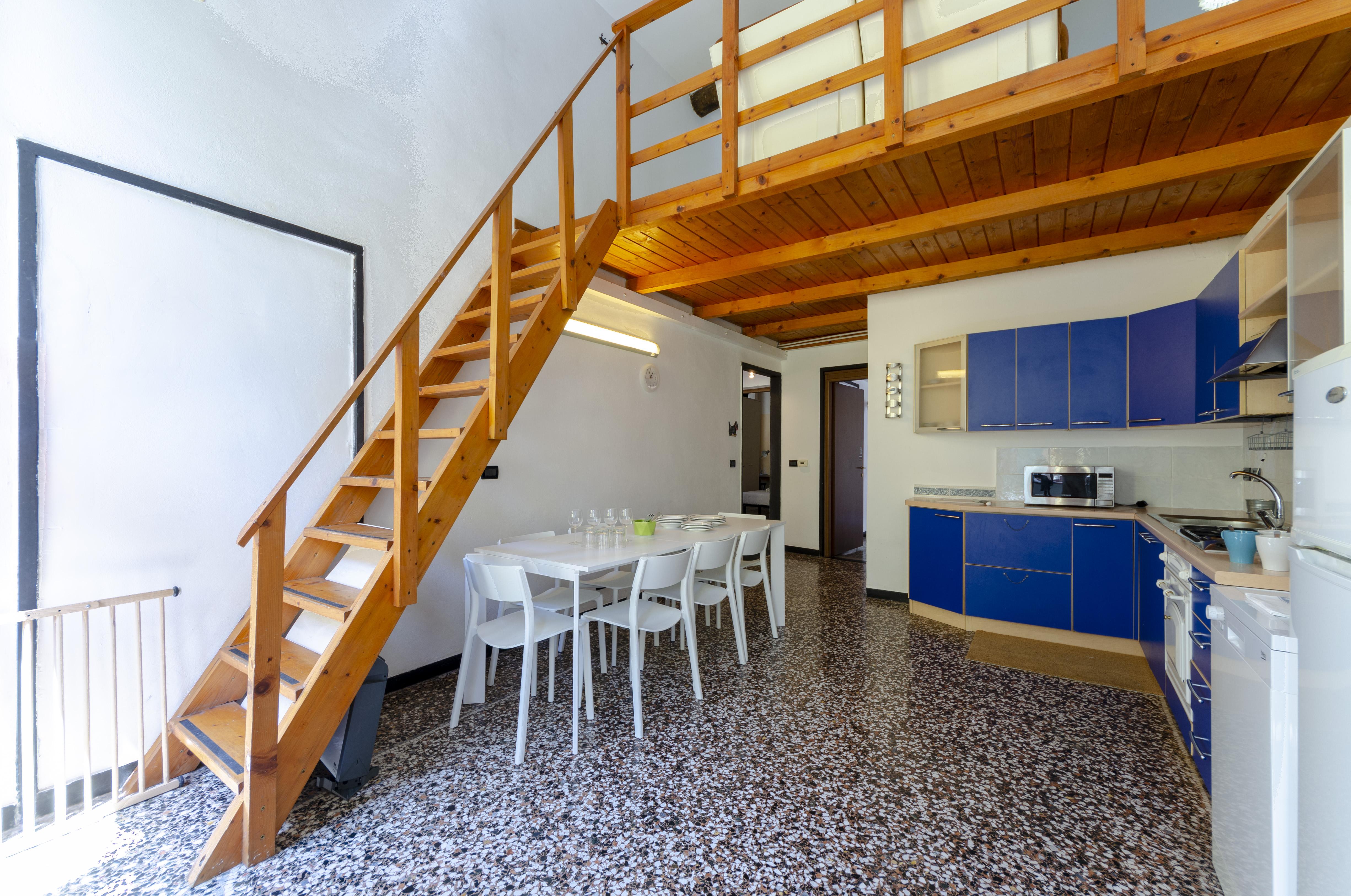 Apartment Hintown Piazza del Roso Genova Universitaria photo 18310584
