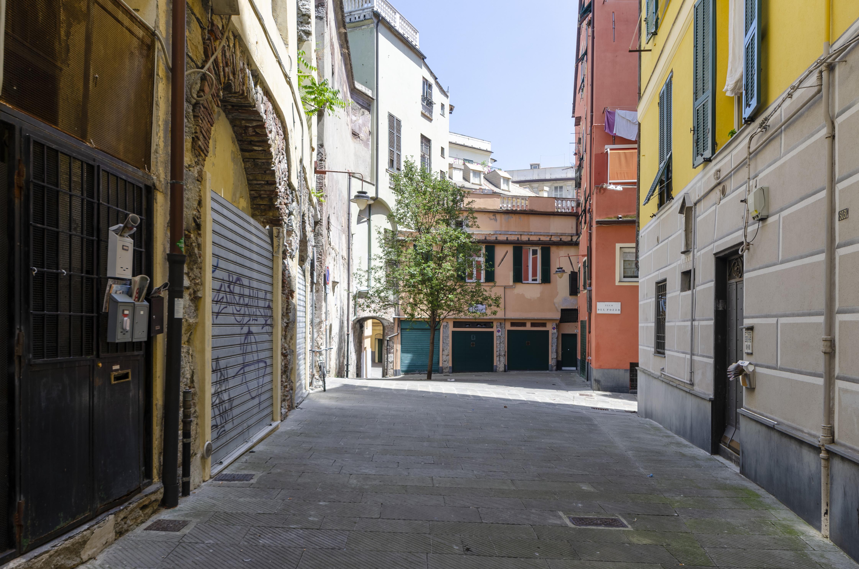 Apartment Hintown Piazza del Roso Genova Universitaria photo 18409279