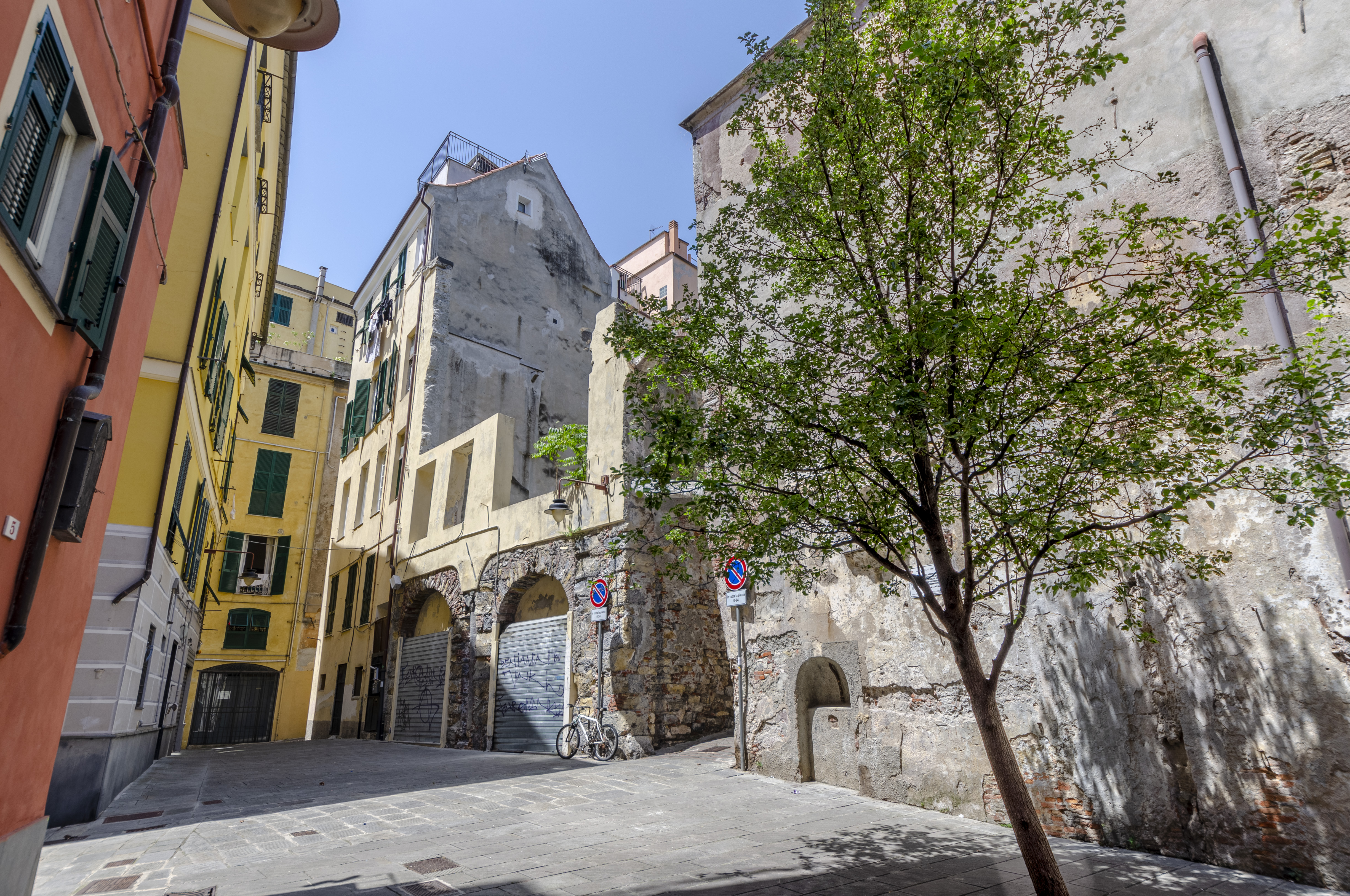 Apartment Hintown Piazza del Roso Genova Universitaria photo 18513799