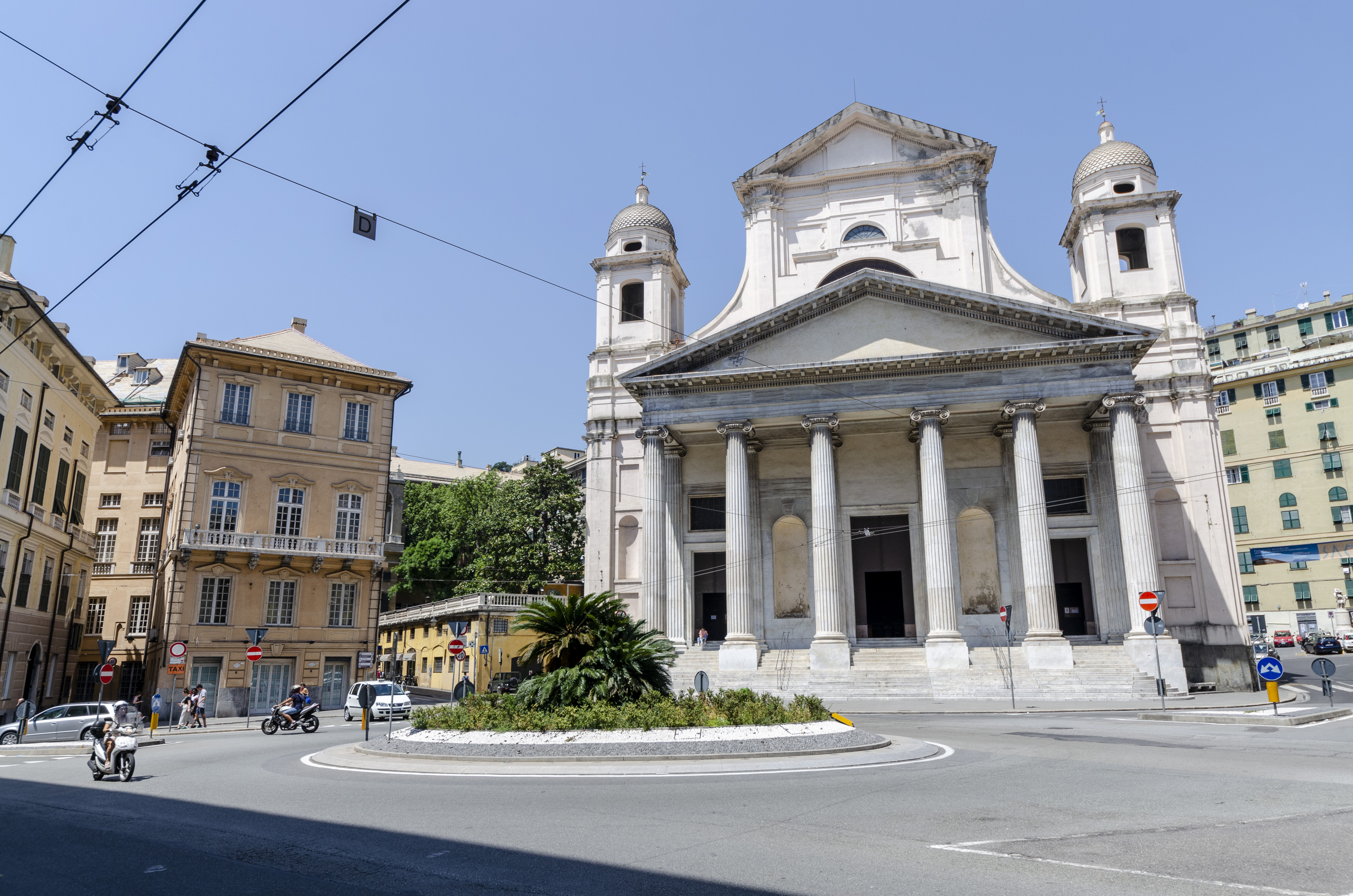 Apartment Hintown Piazza del Roso Genova Universitaria photo 18451193