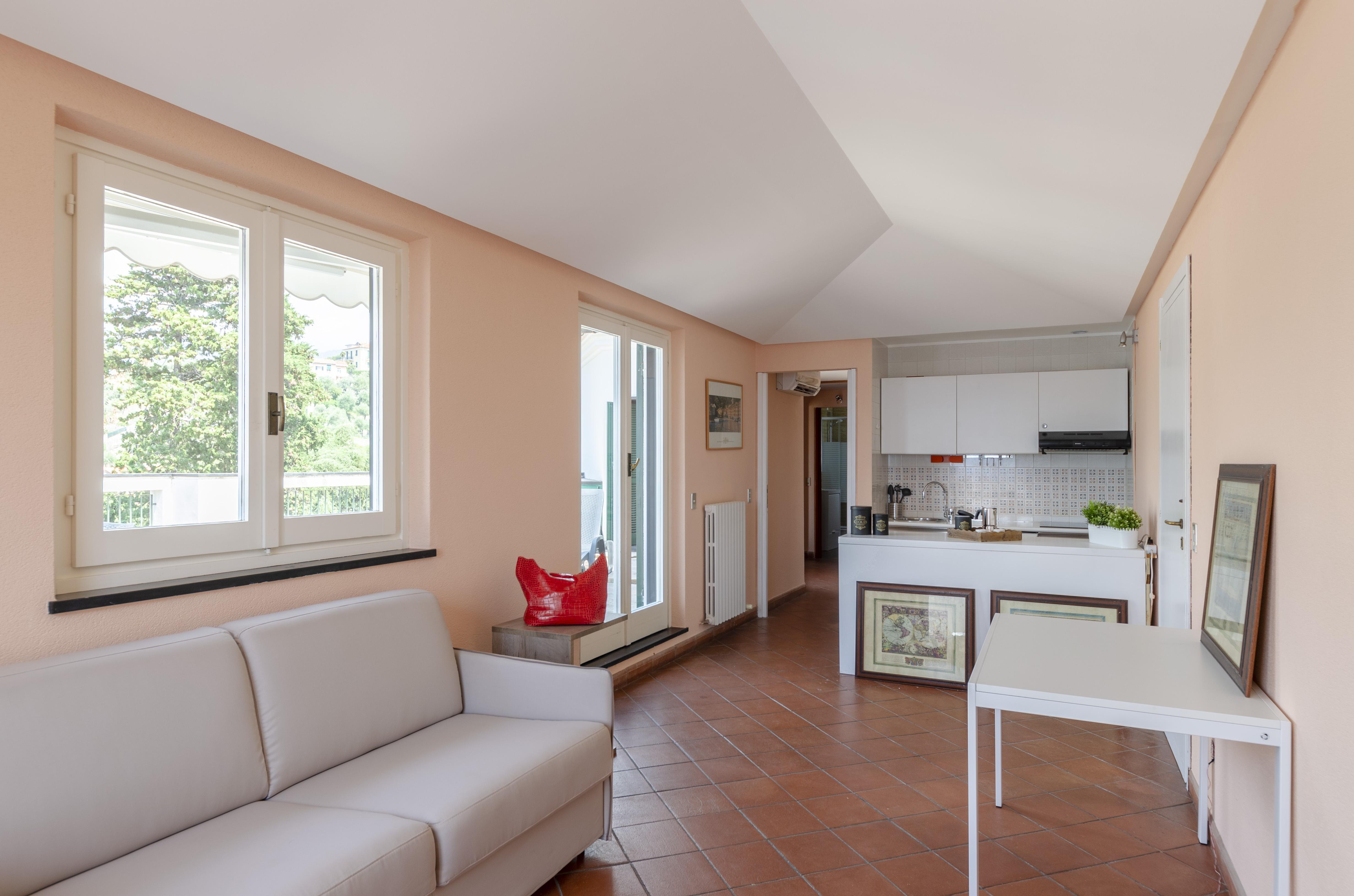 Apartment Hintown Scoglio dei Gabbiani Zoagli photo 19625065