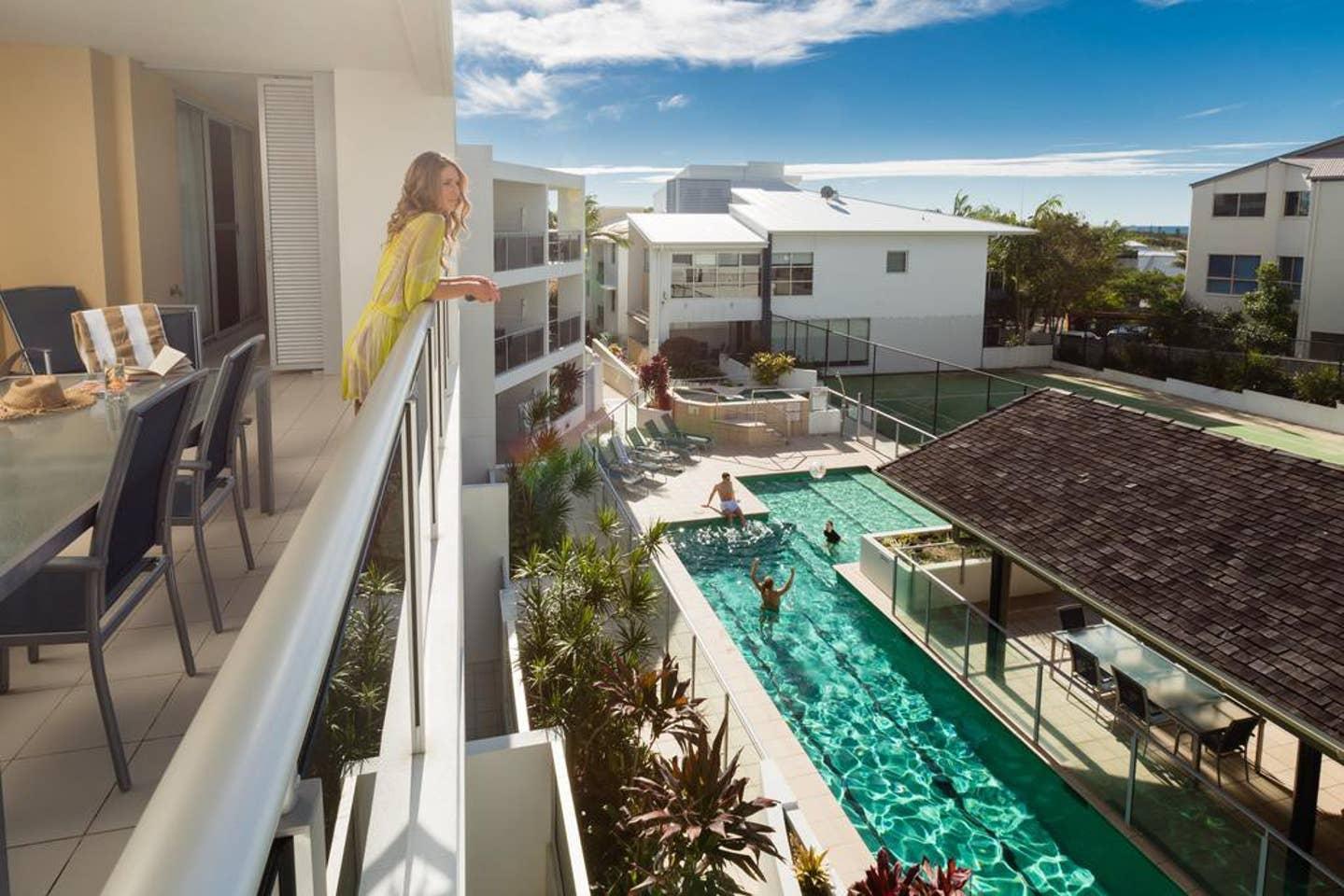 Apartment 1BR Coolum Beach  photo 23396423
