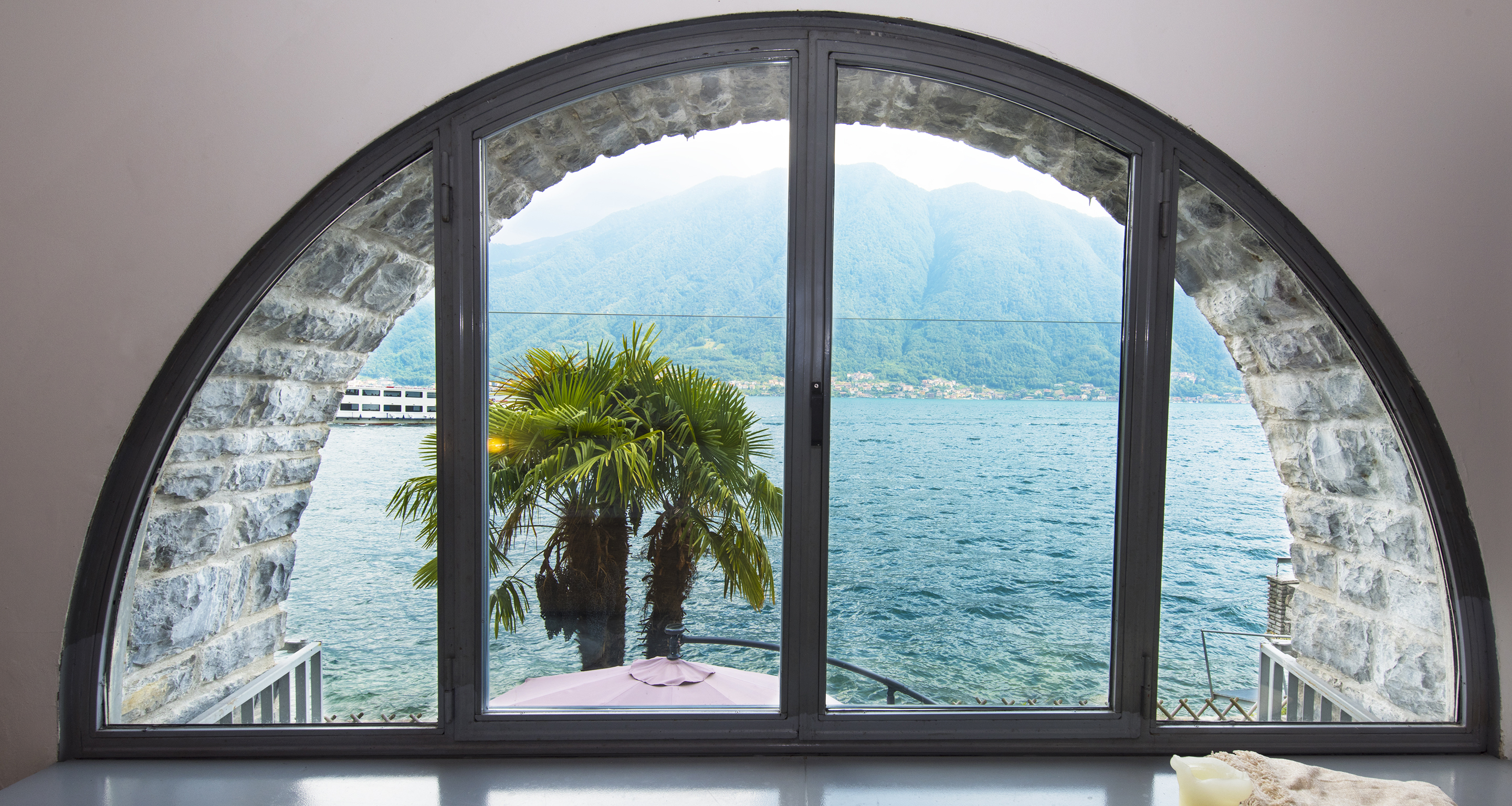 Apartment Hintown Villa Caterina on the Lake - PARKING photo 18407930