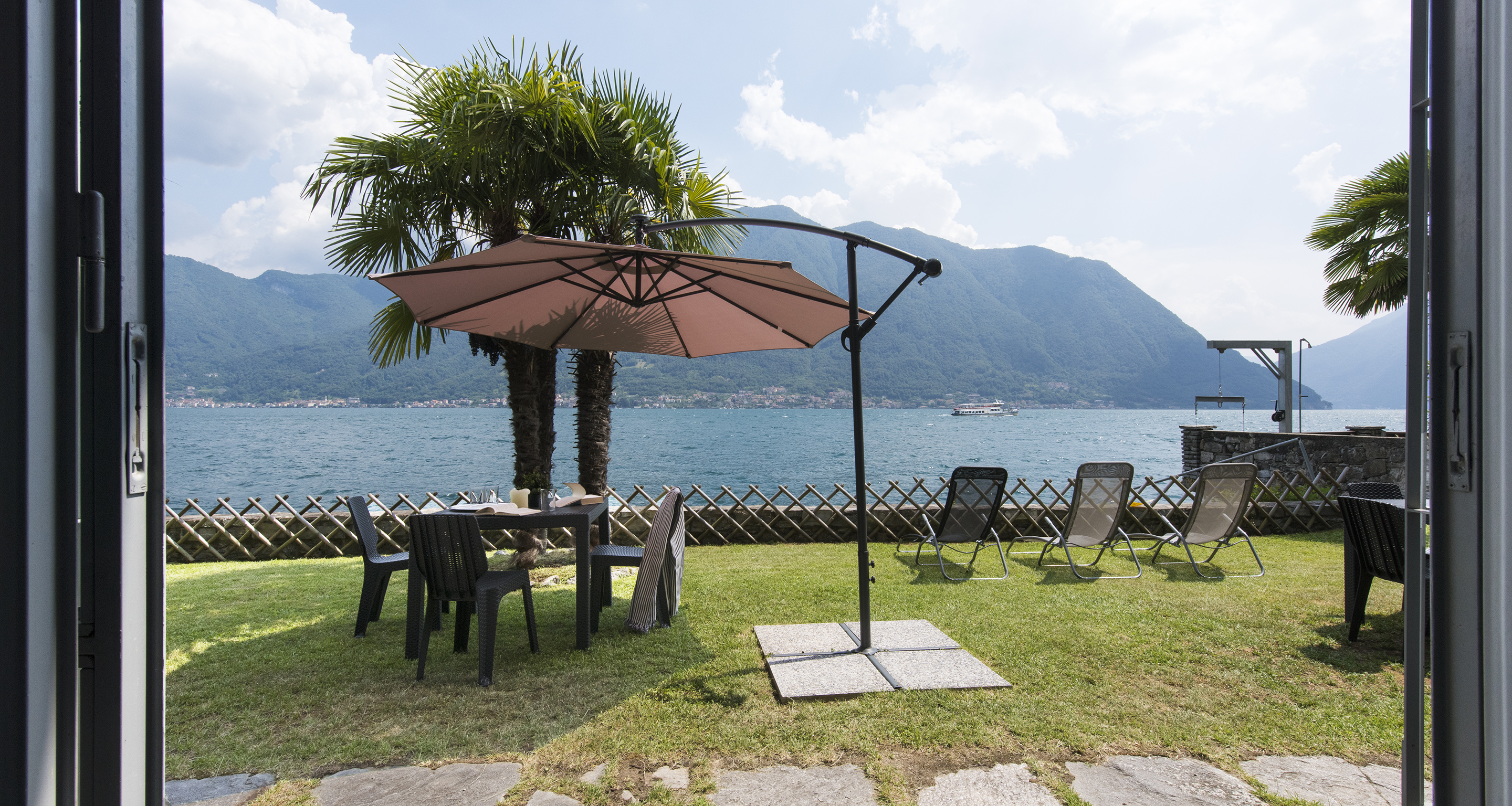 Apartment Hintown Villa Caterina on the Lake - PARKING photo 18407978