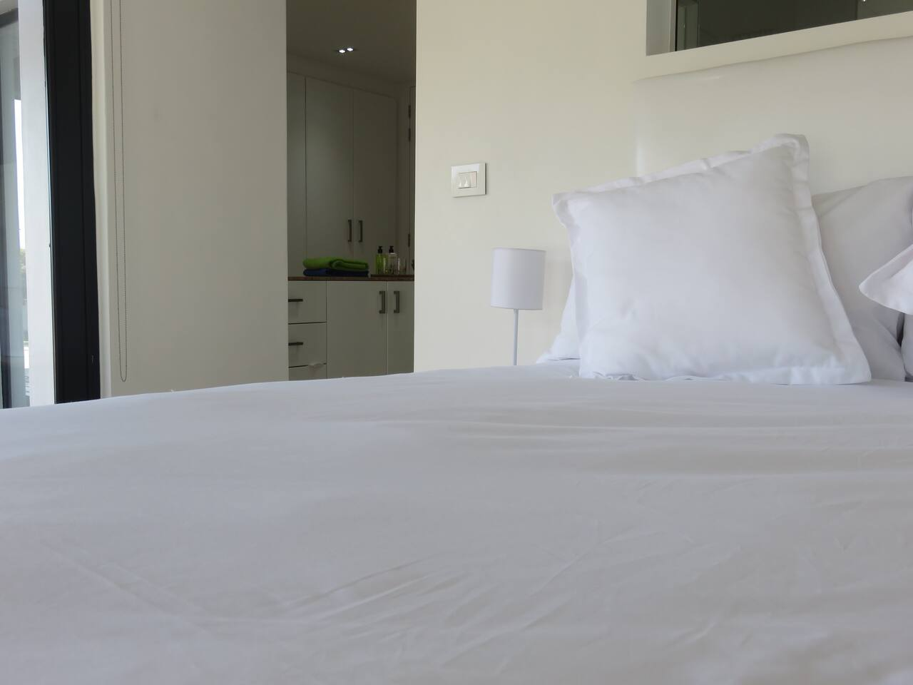 Apartment Cape white villa - Main suite photo 23388597