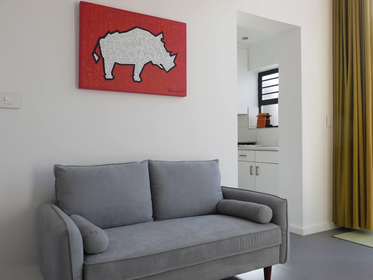 Cape white villa - Duplex suite photo 28617193