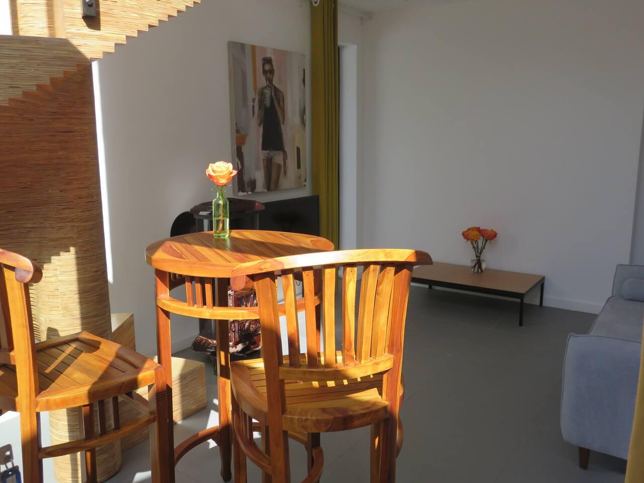 Cape white villa - Duplex suite photo 28617194