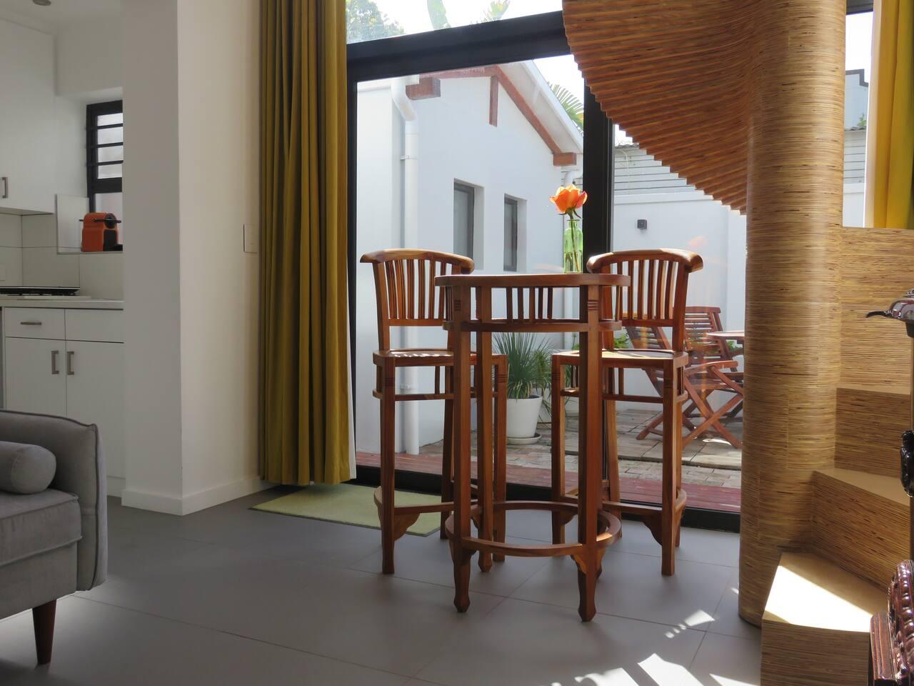 Cape white villa - Duplex suite photo 28617192
