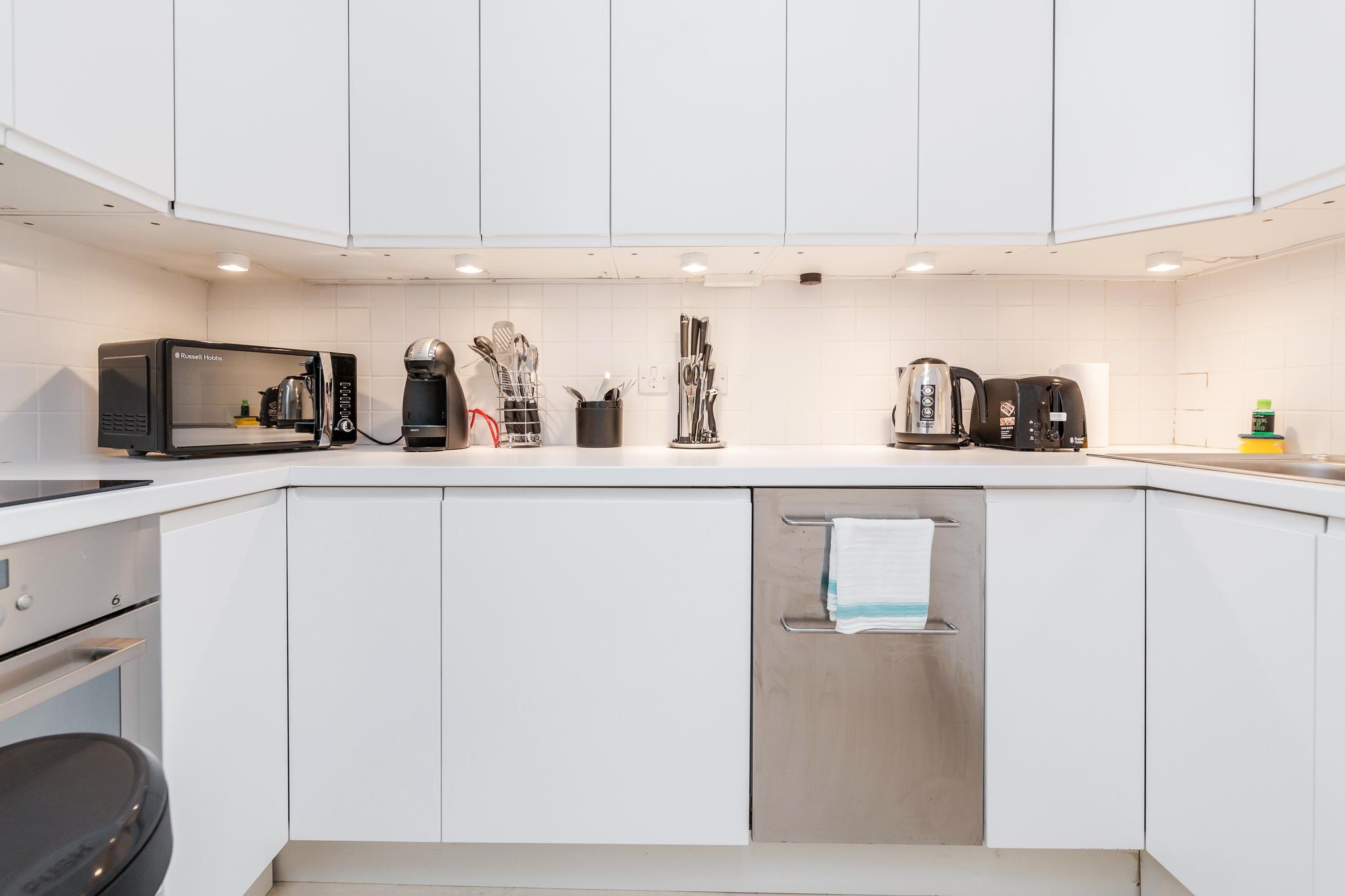 Apartment Distinctive Kensington apt for 3 with Mezzanine photo 23290241