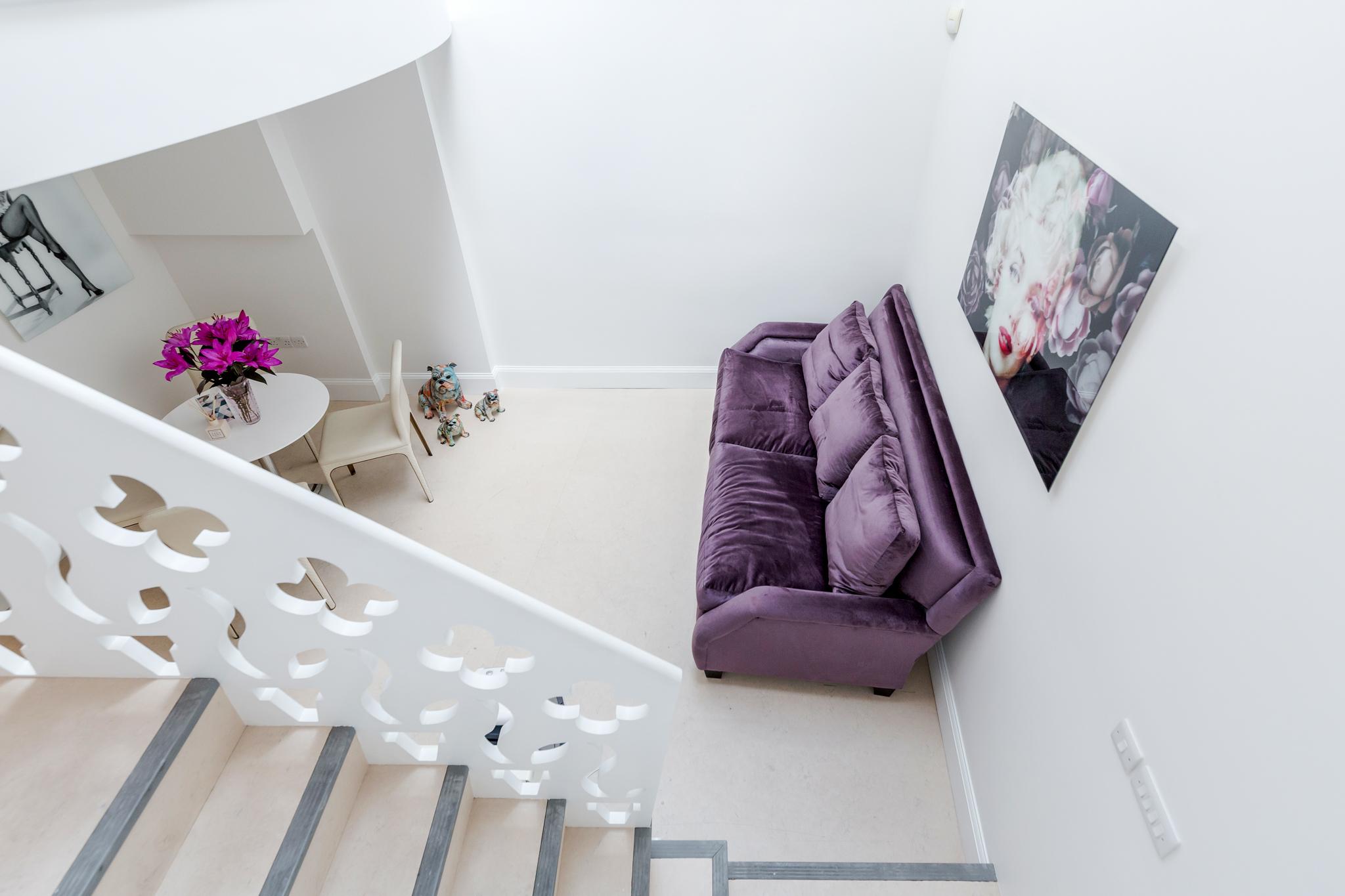 Apartment Distinctive Kensington apt for 3 with Mezzanine photo 23290251