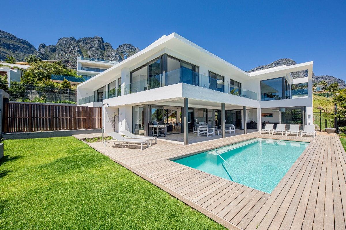 8 Fiskaal Villa in Südafrika