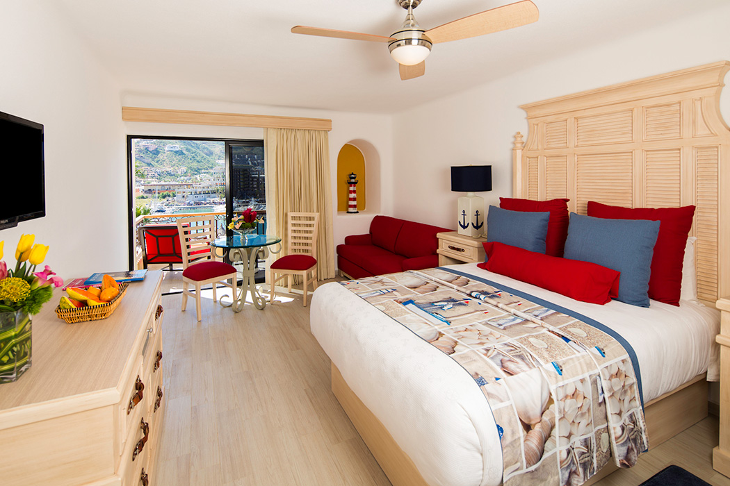 AWESOME JR SUITE (STUDIO) IN CABO @ MARINA FIESTA