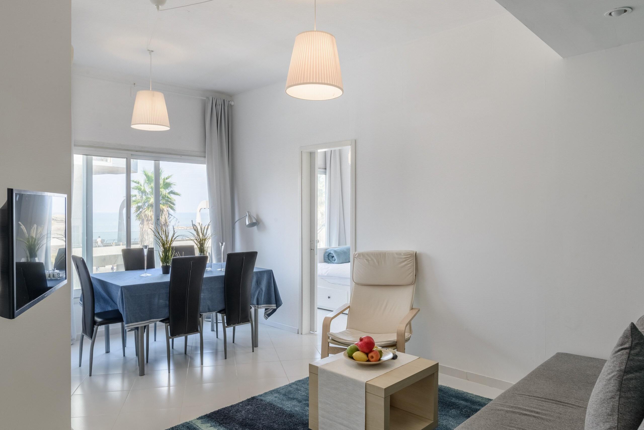 Apartment Sea View 2 bedroom apartment next to Hilton beach photo 23620166