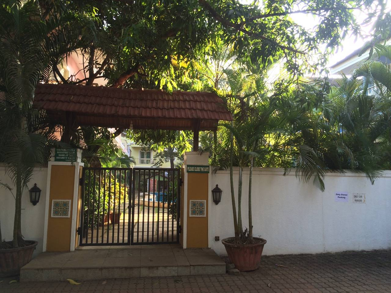 Poolview Goan Courtyard- Studio Apartment photo 6707356
