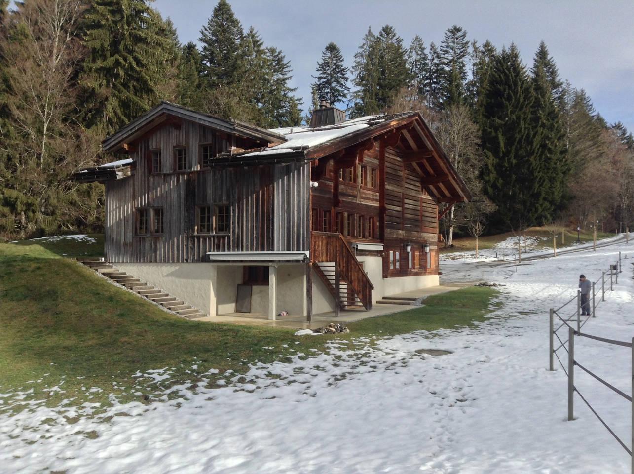 Apartment Gstaad - Great Luxurious Farmhouse photo 23291716