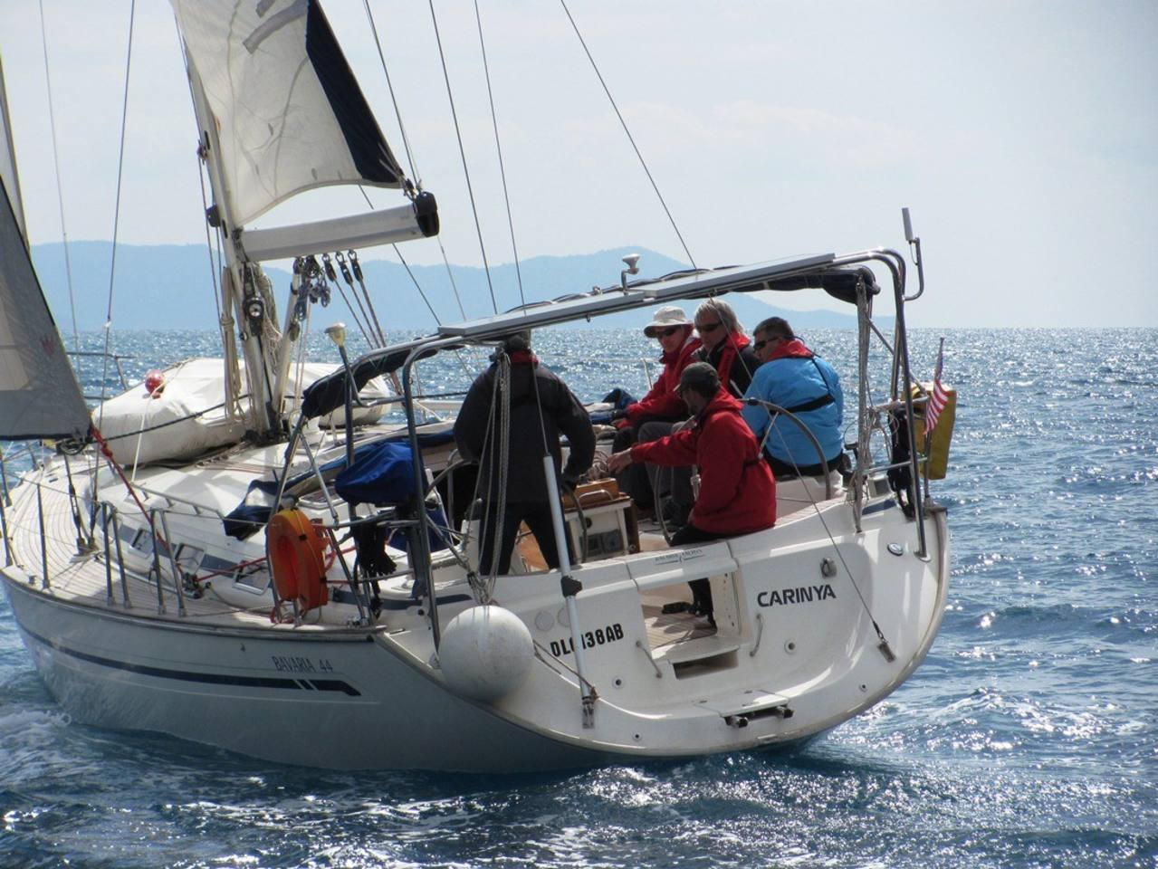 Sailing on a private acht Bavaria 44 with captan photo 5744076