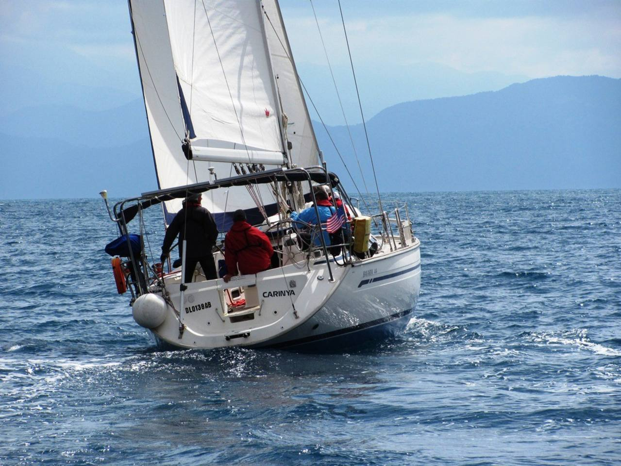 Sailing on a private acht Bavaria 44 with captan photo 5795702