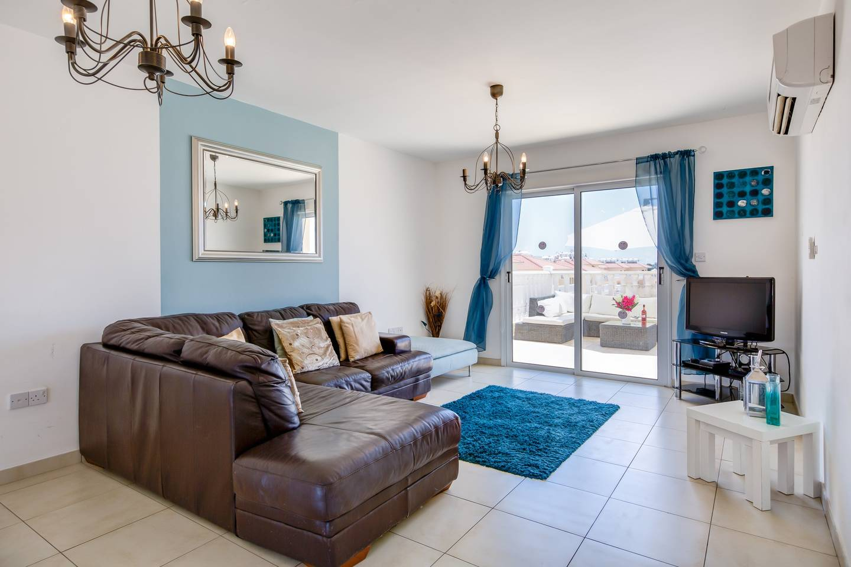 Apartment Spacious 2 Bedroom Apt  100m from Nissi Beach EDEN photo 25600576