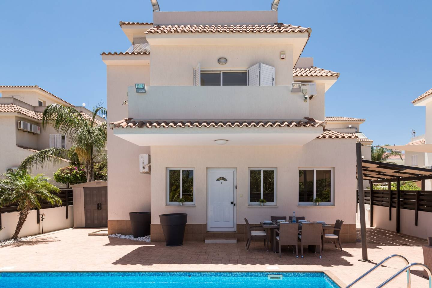 Apartment Villa Lucia - Luxurious 3 Bedroom Villa with Pool photo 23934512